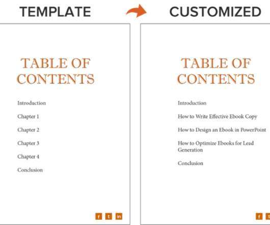 Funnel and template b2b marketing zone how to create an ebook from start to finish free ebook templates maxwellsz