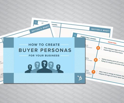 Persona and Template - B2B Marketing Zone