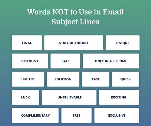How To Write A S Email Template